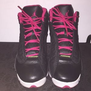 Nike ⭐️ Girls Air Jordan 13 Retro GS Youth Sneaker
